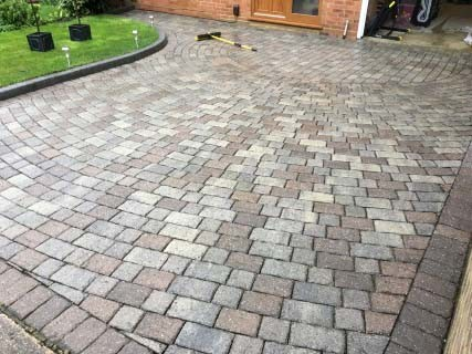 Driveway Cleaning Hertfordshire After Jet Washing
