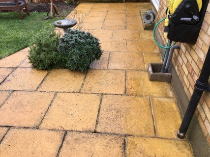 Wycombe 2017 After Pressure Washing